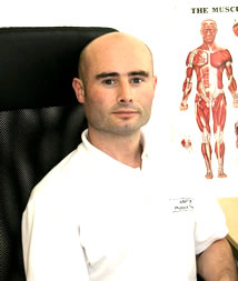 Malcolm Scott | Anatomy Physical Therapy, Dublin